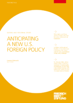 Anticipating a new U.S. foreign policy