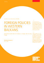 Foreign policies in Western Balkans
