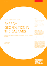 Energy geopolitics in the Balkans