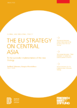 The EU strategy on Central Asia