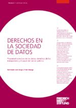 Derechos en la sociedad de datos