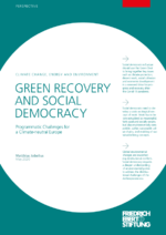 Green recovery and social democracy