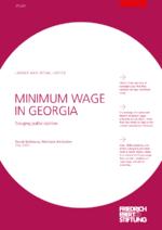 Minimum wage in Georgia
