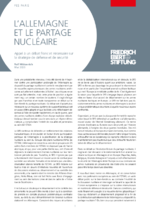 L'Allemagne et le partage nucléaire
