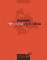 Situación de la privacidad en Bolivia