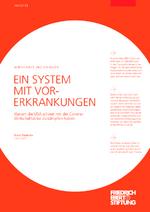 Ein System mit Vorerkrankungen