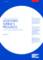 Assessing Serbia's progress