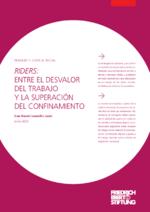 Riders: Entre el desvalor del trabajo y la superación del confinamiento