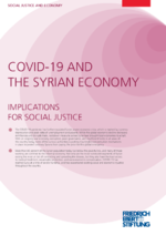 COVID-19 and the Syrian economy