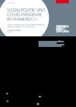 Sozialpolitik und Covid-Pandemie in Frankreich