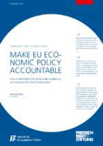 Make EU economic policy accountable