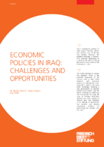 Economic policies in Iraq : Challenges and opportunities