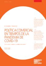 Política comercial en tiempos de la pandemia de Covid-19