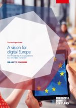 A vision for digital Europe