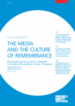 The media and the culture of remembrance
