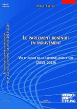 Le parlement béninois en mouvement