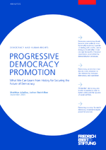 Progressive democracy promotion
