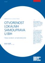 Otvorenost lokalnih samouprava u BiH