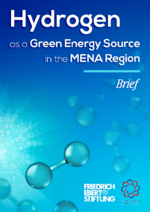 Hydrogen as a green energy source in the MENA region
