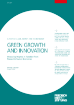 Green growth and innovation