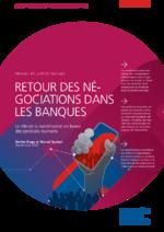 Retour des négociations dans les banques