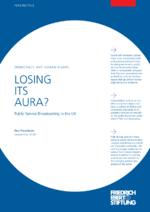Losing its aura?