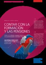 Contar con la formación y las pensiones