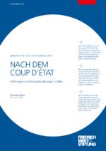 Nach dem Coup d'État