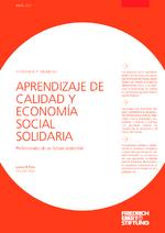 Aprendizaje de calidad y economía social solidaria