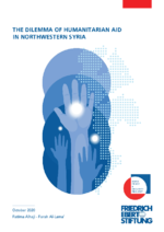 The dilemma of humanitarian aid in Northwestern Syria