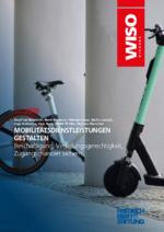 Mobilitätsdienstleistungen gestalten