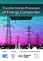 Transformation processes of energy companies