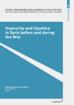 Security provision and good governance in post-war Syria - A security needs assessment among the Syrian diaspora in Germany ; 2