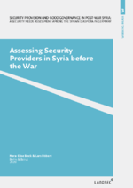Security provision and good governance in post-war Syria - A security needs assessment among the Syrian diaspora in Germany ; 3