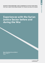 Security provision and good governance in post-war Syria - A security needs assessment among the Syrian diaspora in Germany ; 4