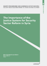 Security provision and good governance in post-war Syria - A security needs assessment among the Syrian diaspora in Germany ; 8