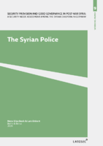 Security provision and good governance in post-war Syria - A security needs assessment among the Syrian diaspora in Germany ; 9