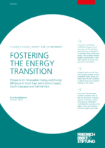 Fostering the energy transition