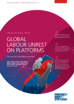 Global labour unrest on platforms