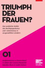 Antifeminismus in Deutschland in Zeiten der Corona-Pandemie