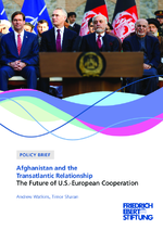 Afghanistan and the transatlantic relationship