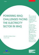 Powering Iraq