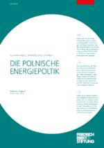 Die polnische Energiepolitik
