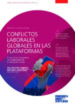 Conflictos laborales globales en las plataformas