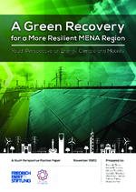 A green recovery for a more resilient MENA region