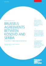 Brussels agreements between Kosovo and Serbia