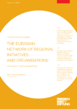 The Eurasian network of regional initiatives and organisations