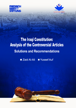 The Iraqi Constitution: Analysis of the controversial articles