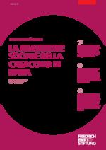 La dimensione sociale della crisi COVID in Italia
