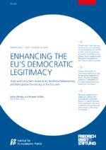 Enhancing the EU's democratic legitimacy